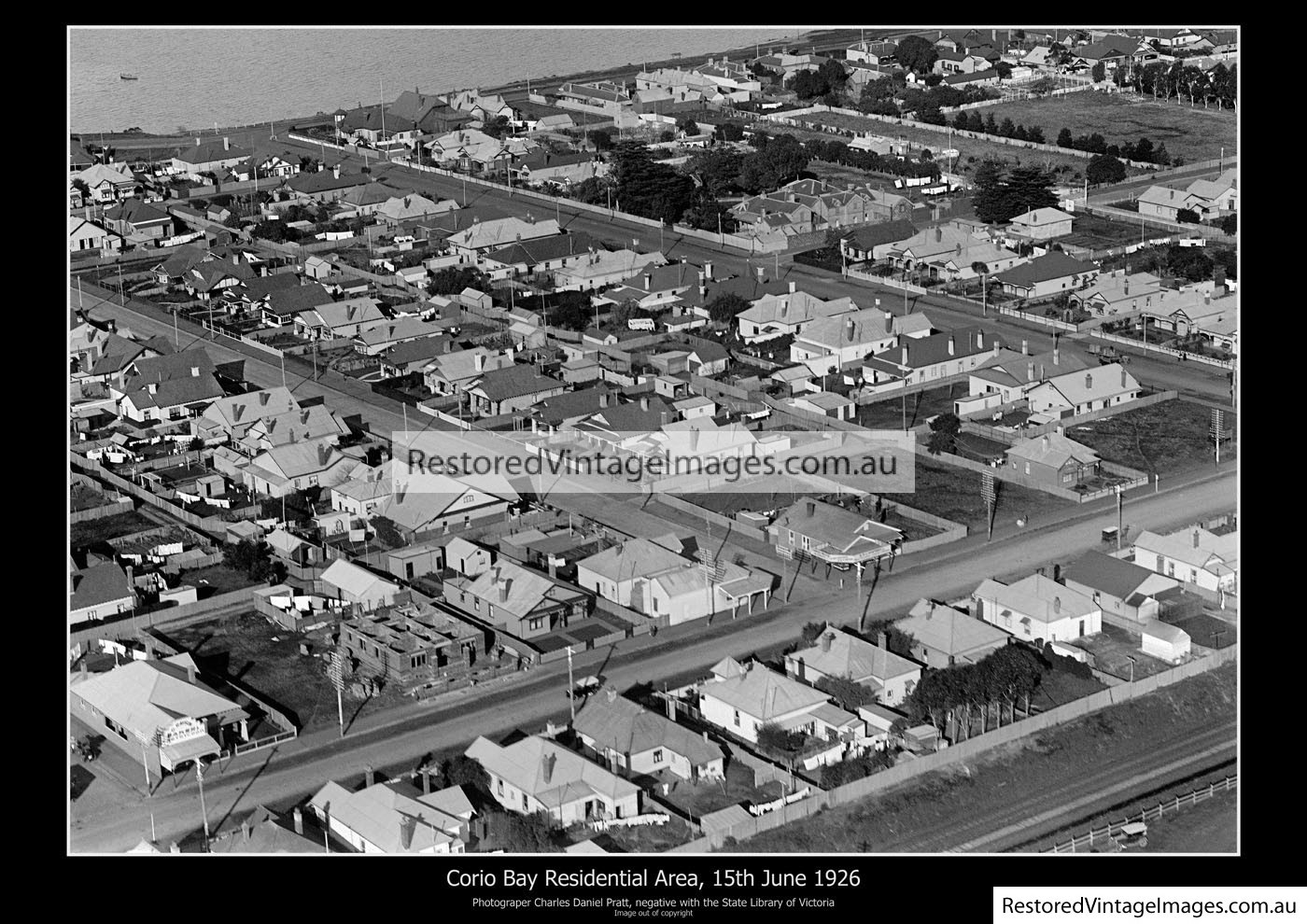 Corio Bay Residential Area 15th June 1926 – Maybe Rippleside