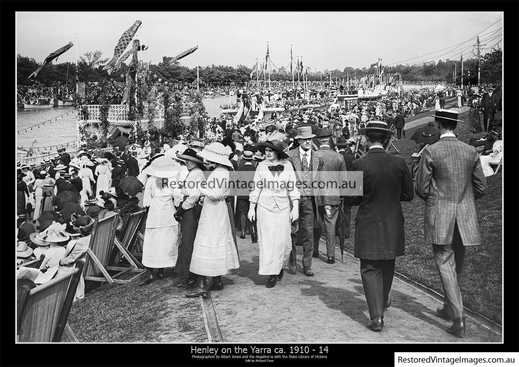 Henley On Yarra 1910 -14