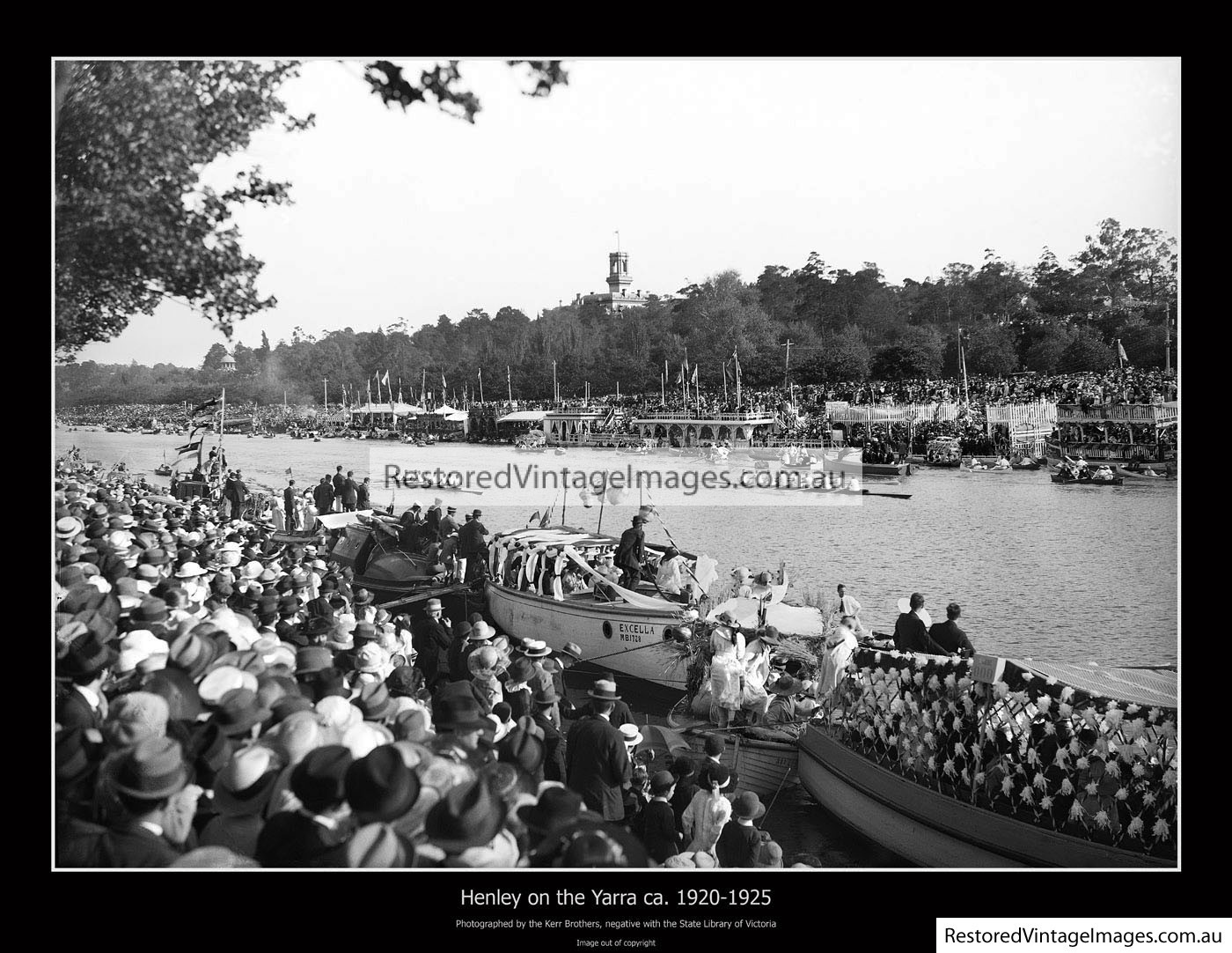 Henley On Yarra 1920-25